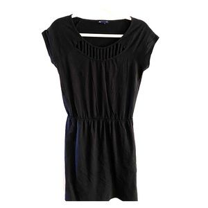 GAP Cotton Little black dress size small